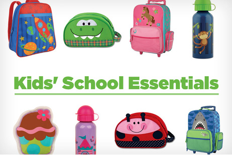 Kids' School Essentials