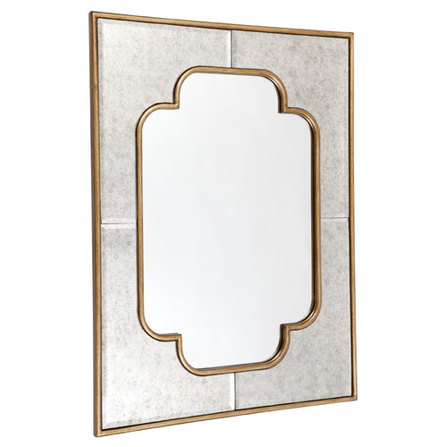 There are so many ways to use mirrors in a small space