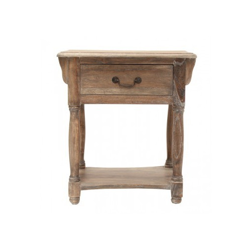 Hudson furniture bedside tables new french provincial for French nightstand bedside table