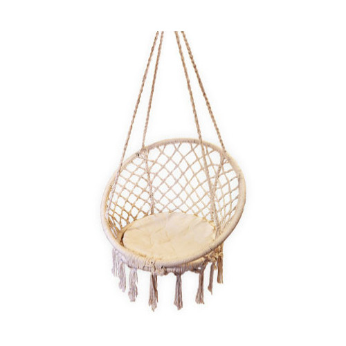 New macram hanging chair ebay for Ez hang chairs instructions