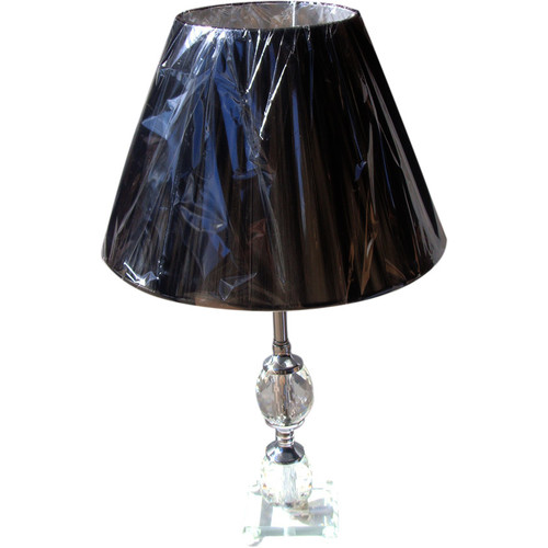 details about new gatsby 51cm crystal chandelier table lamp. Black Bedroom Furniture Sets. Home Design Ideas