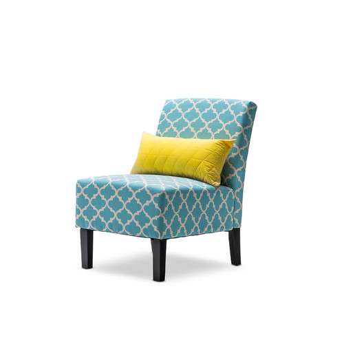 NEW Armless Accent Chair EBay