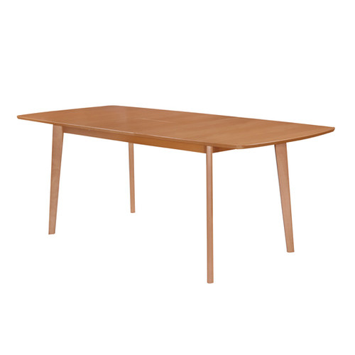 NEW Beech Finn Extension Dining Table 150 194cm eBay : 1 from www.ebay.com.au size 500 x 500 jpeg 18kB