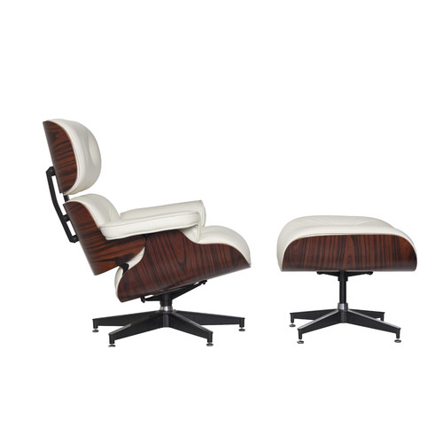 New lounge chair ottoman classic eames reproduction ebay - Eames chair reproduction ...
