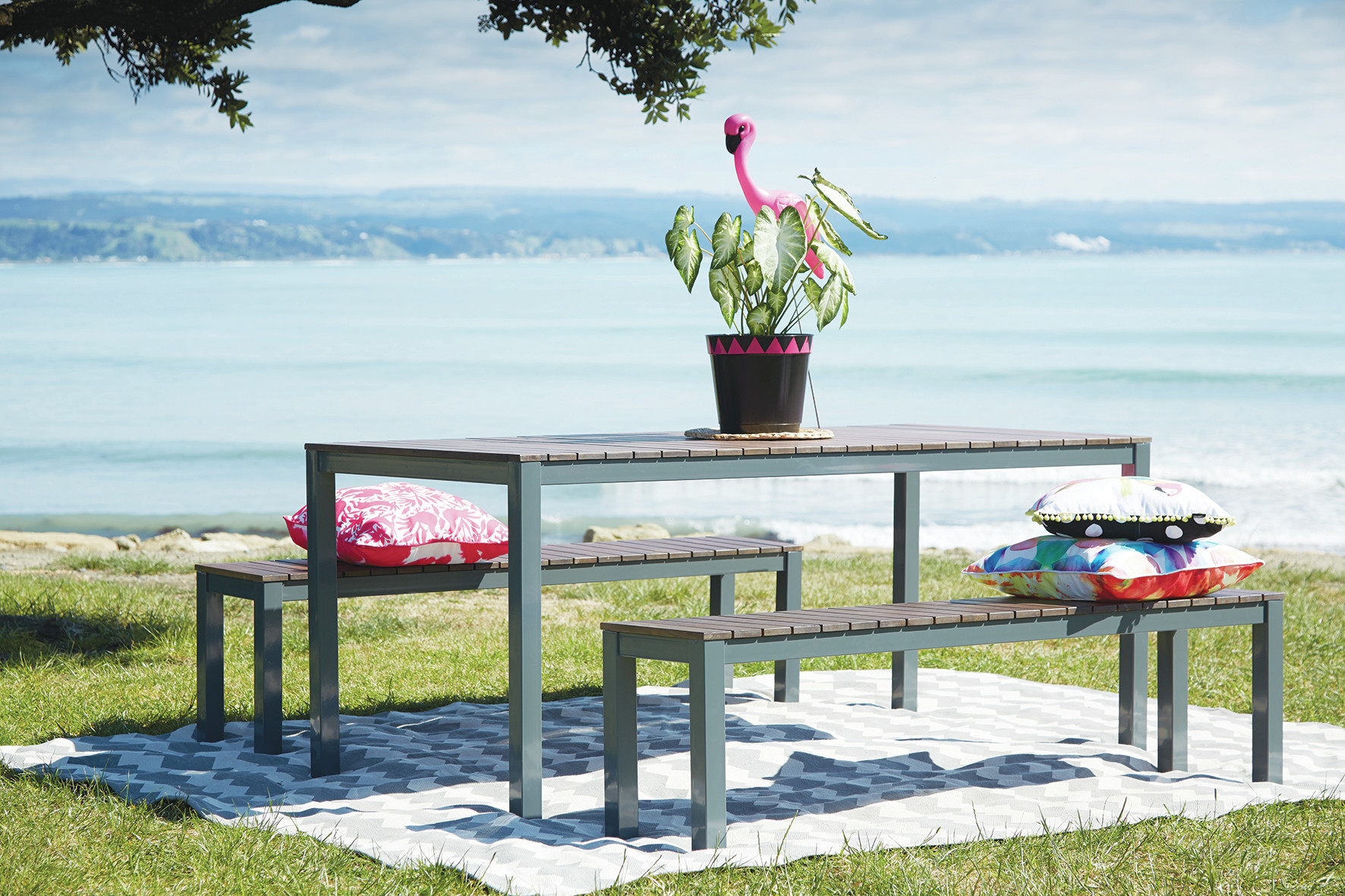 NEW Corsica 3 Piece Timber Outdoor Dining Set : 1 from www.ebay.com.au size 1772 x 1181 jpeg 644kB