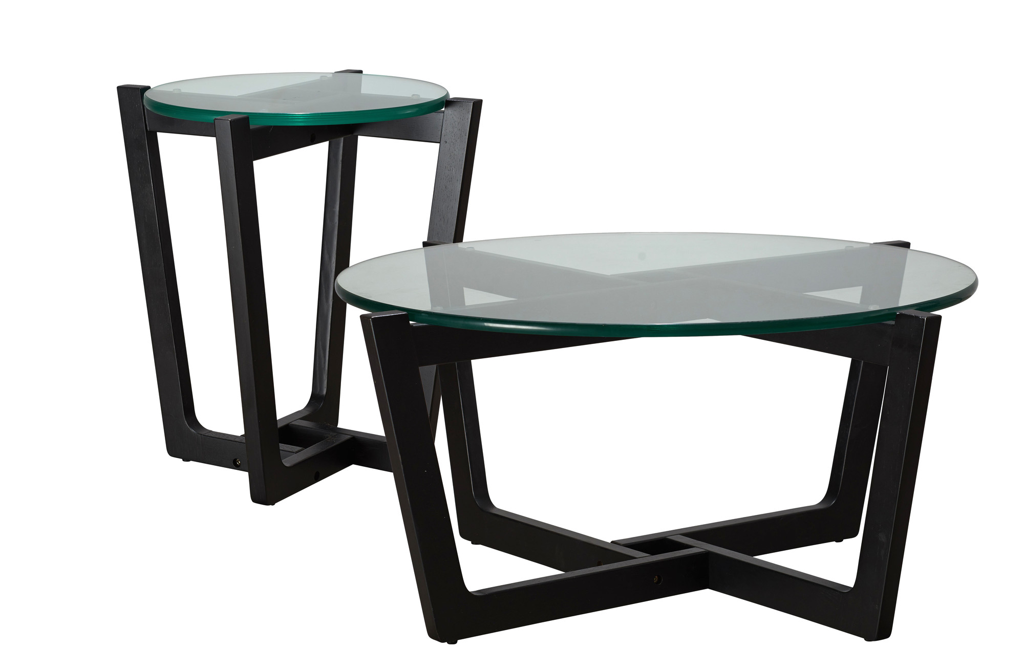 New monterey black leg coffee side table set ebay for Coffee tables ebay australia