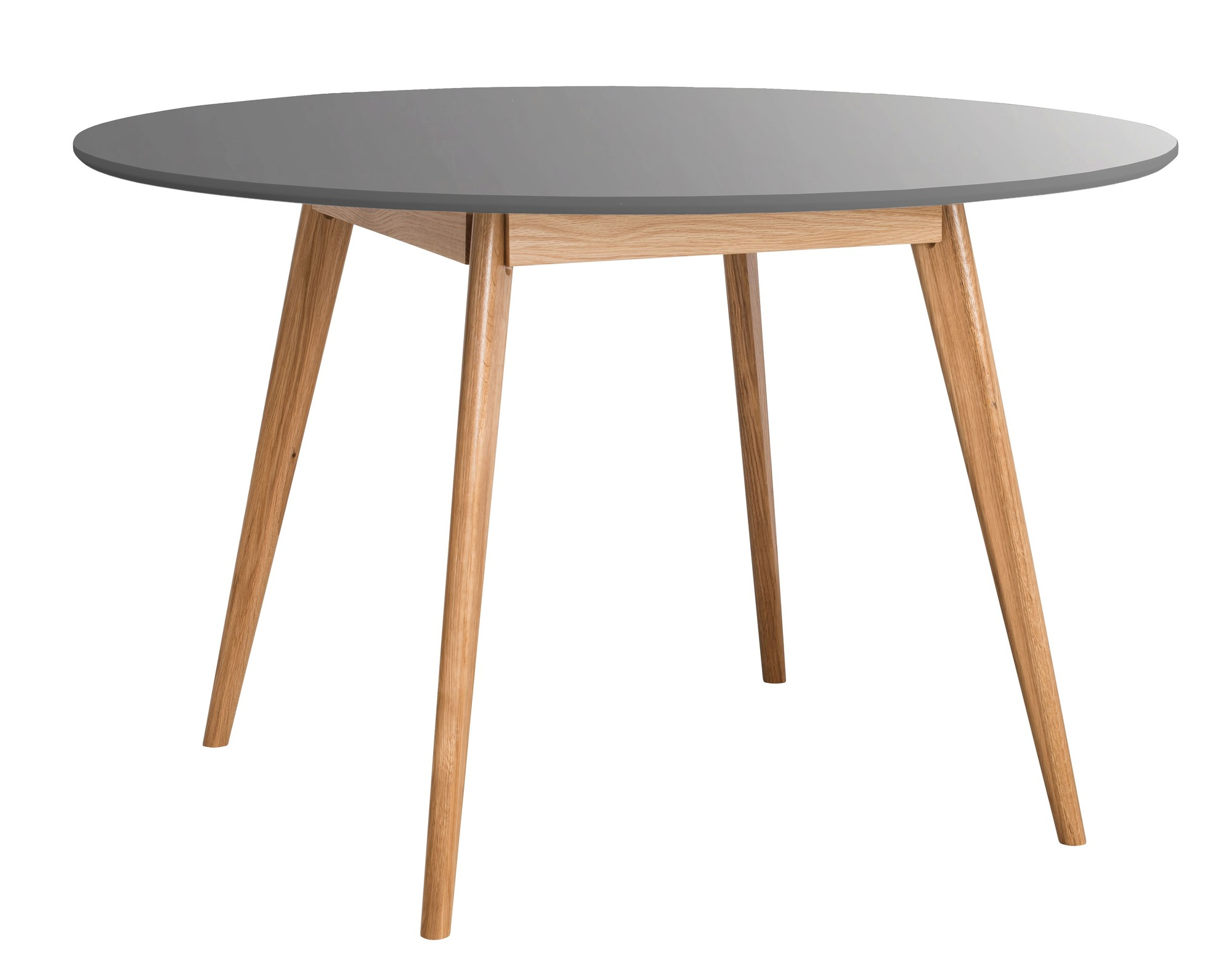 New oslo round dining table ebay for Circle table