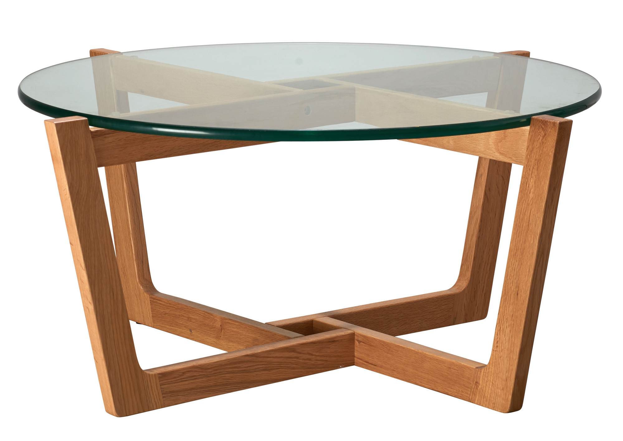 New Glass Monterey Coffee Table