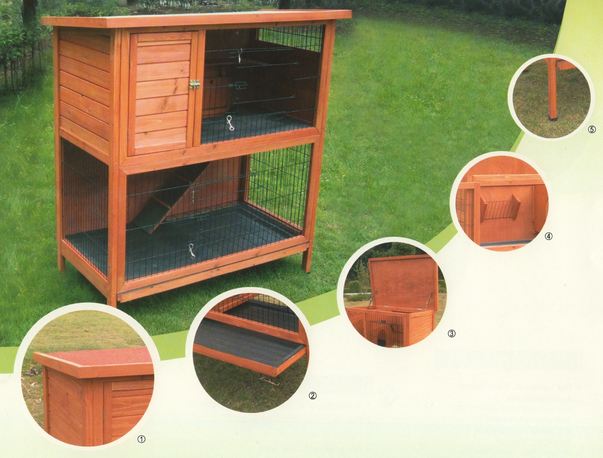 Hutches for