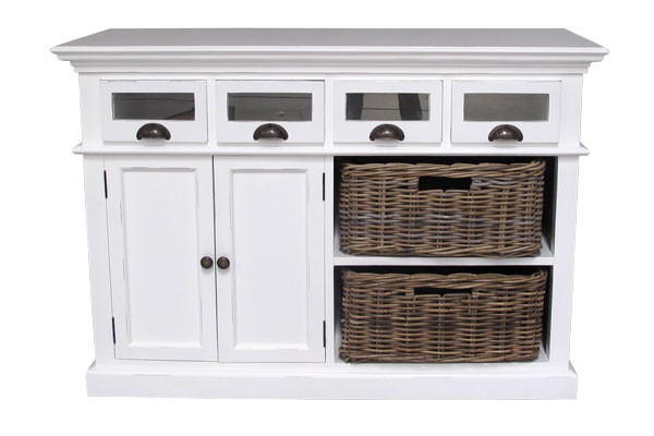 Beautiful cabinetry from Temple and Webster