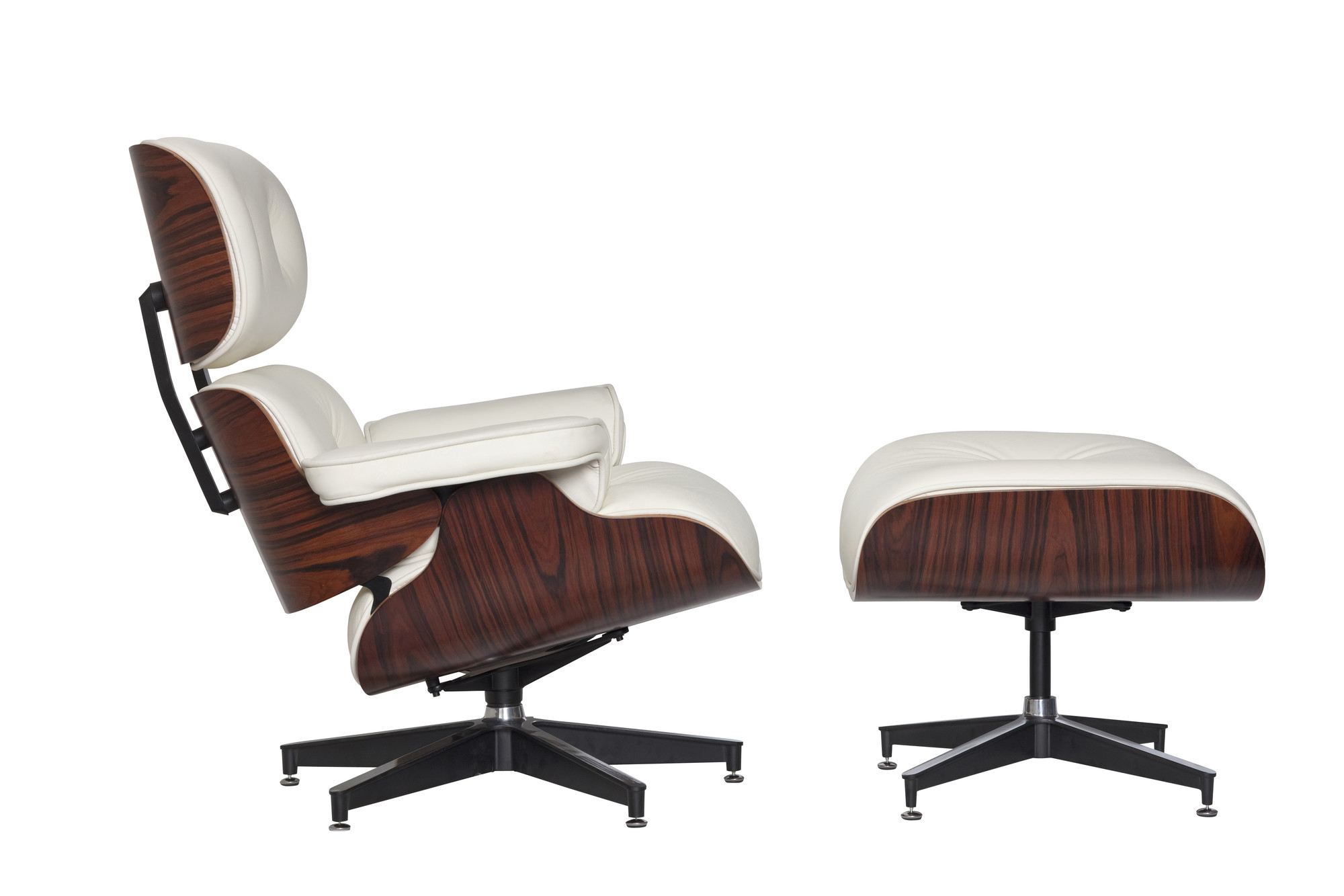New eames classic replica lounge chair ottoman ebay for Eames chair replica deutschland