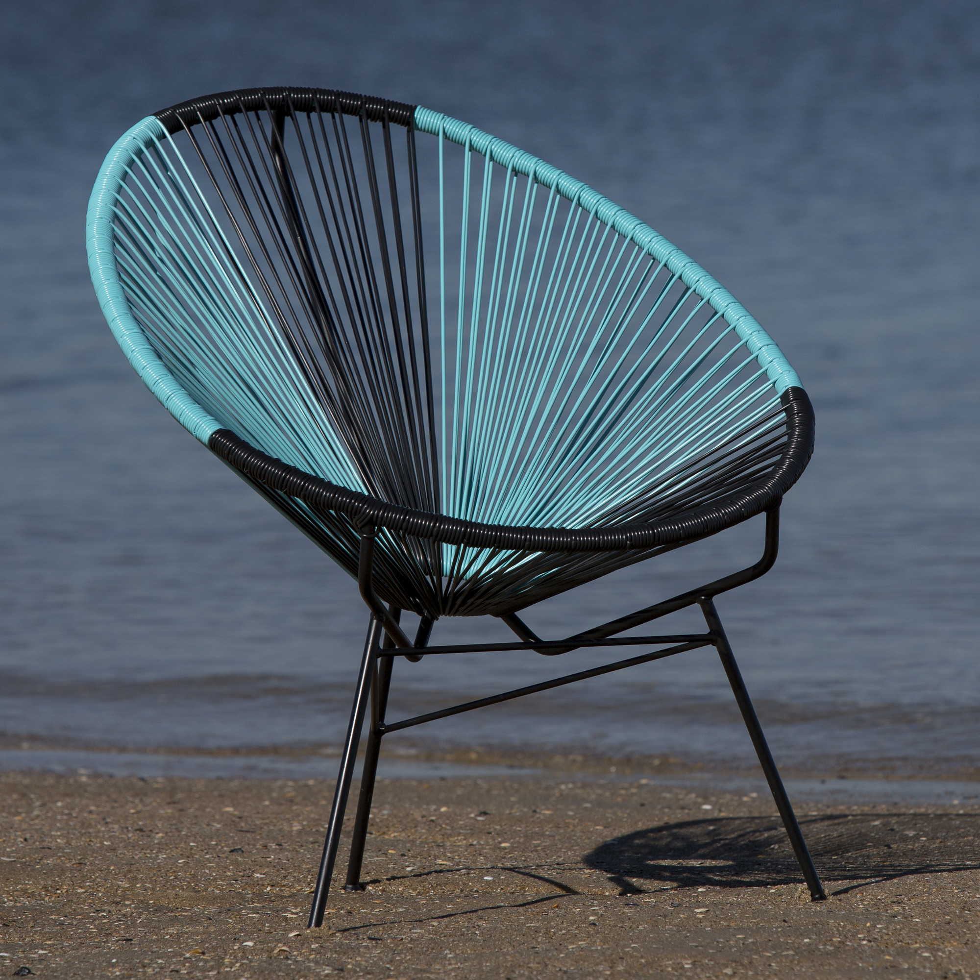 new replica outdoor acapulco chair ebay. Black Bedroom Furniture Sets. Home Design Ideas