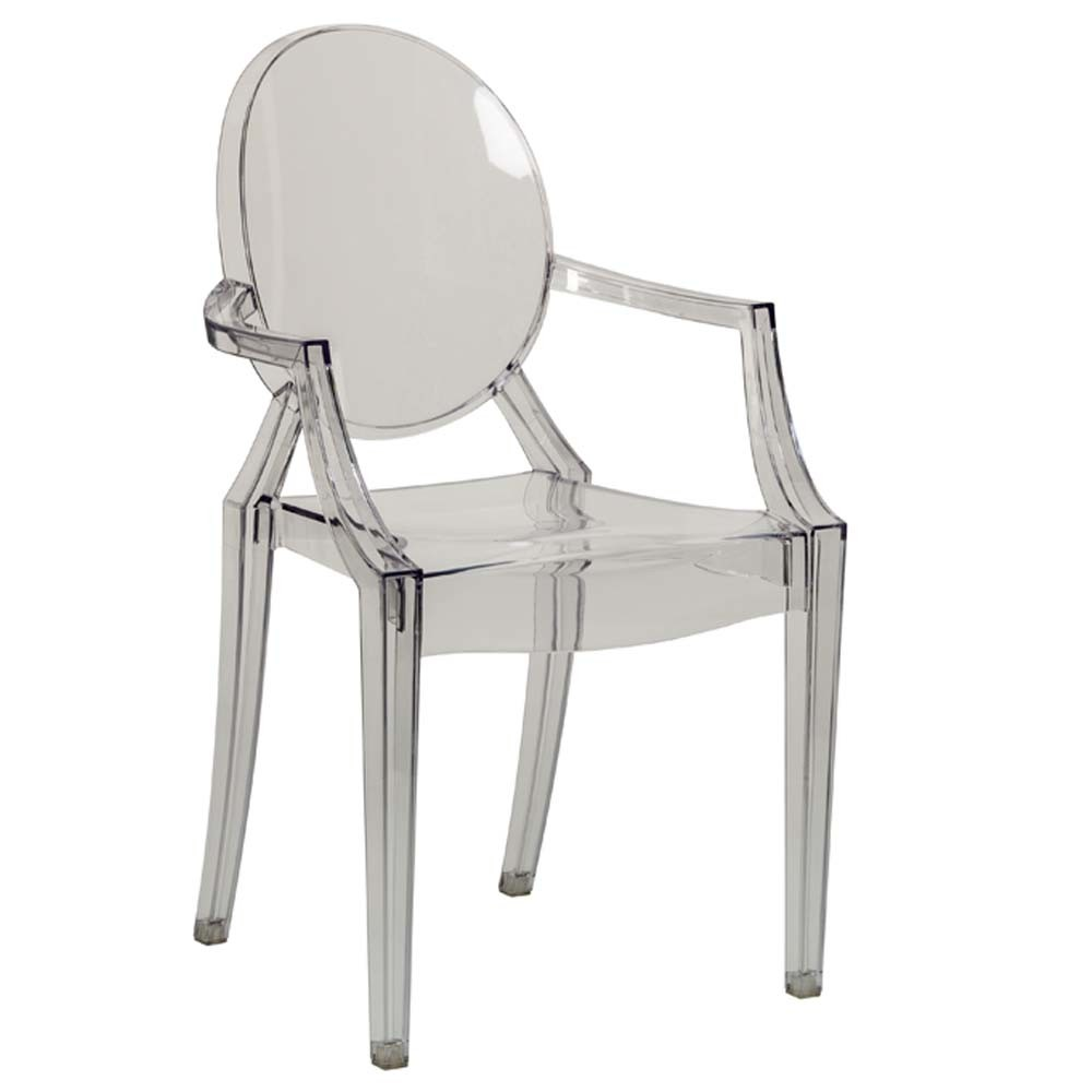 new philippe starck replica ghost armchair. Black Bedroom Furniture Sets. Home Design Ideas