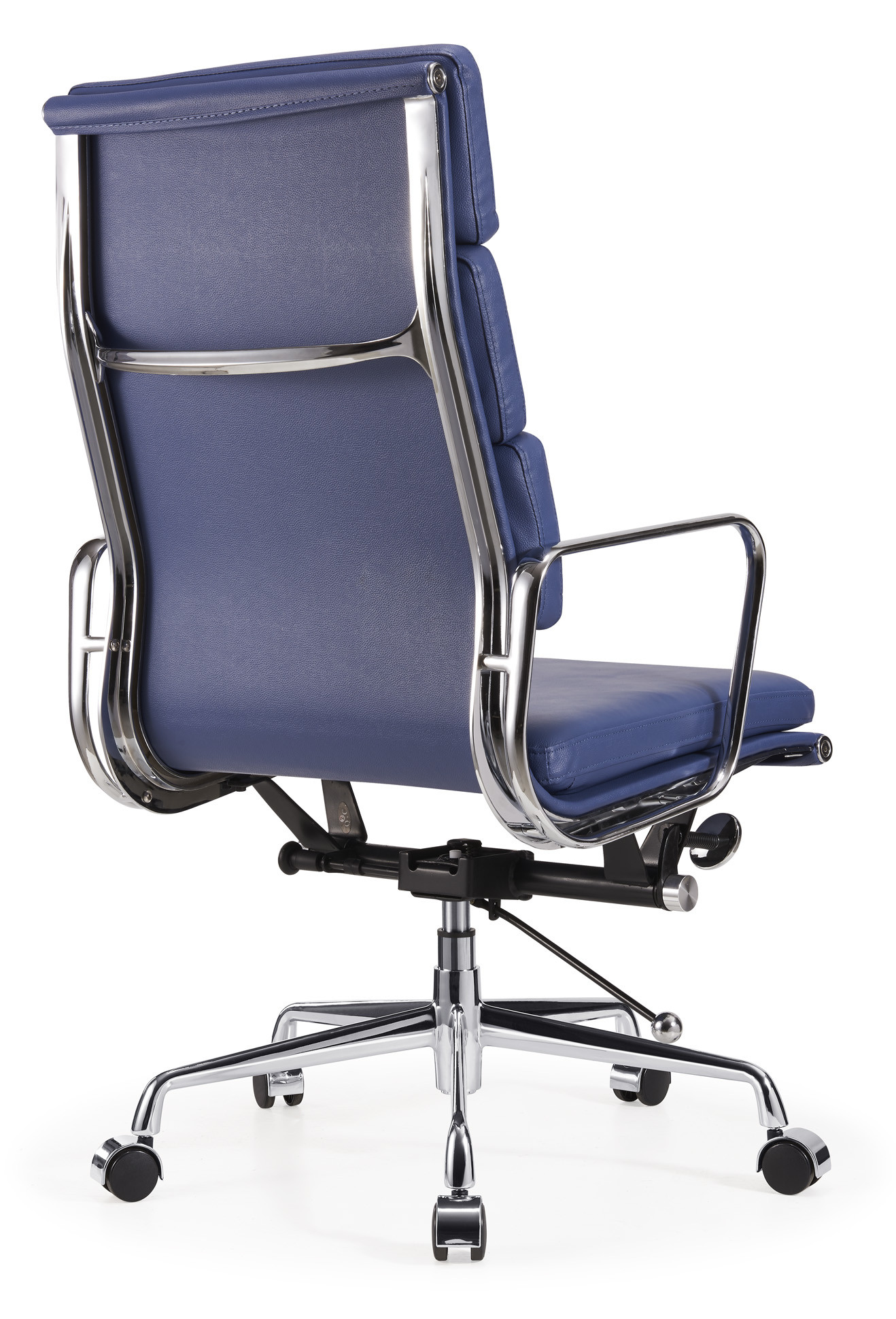 new eames premium replica high back soft pad management office chair ebay. Black Bedroom Furniture Sets. Home Design Ideas