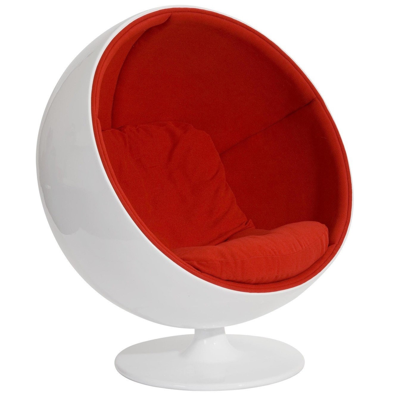 new eero aarnio replica ball chair ebay. Black Bedroom Furniture Sets. Home Design Ideas