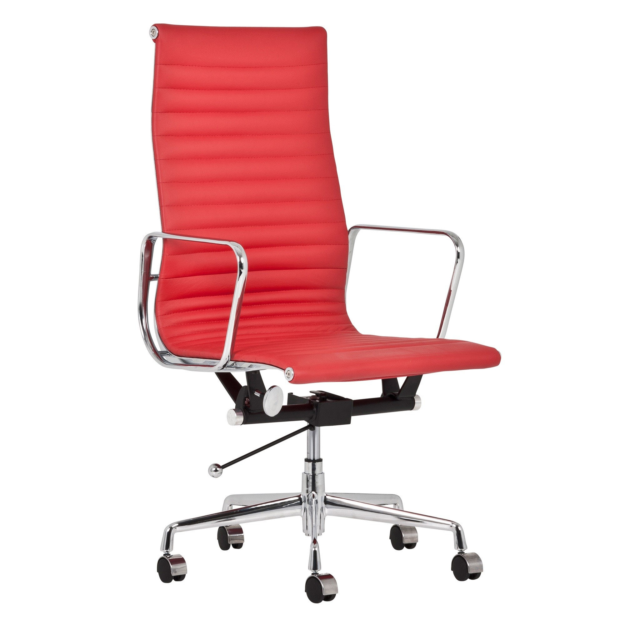 new eames replica high back management office chair ebay. Black Bedroom Furniture Sets. Home Design Ideas
