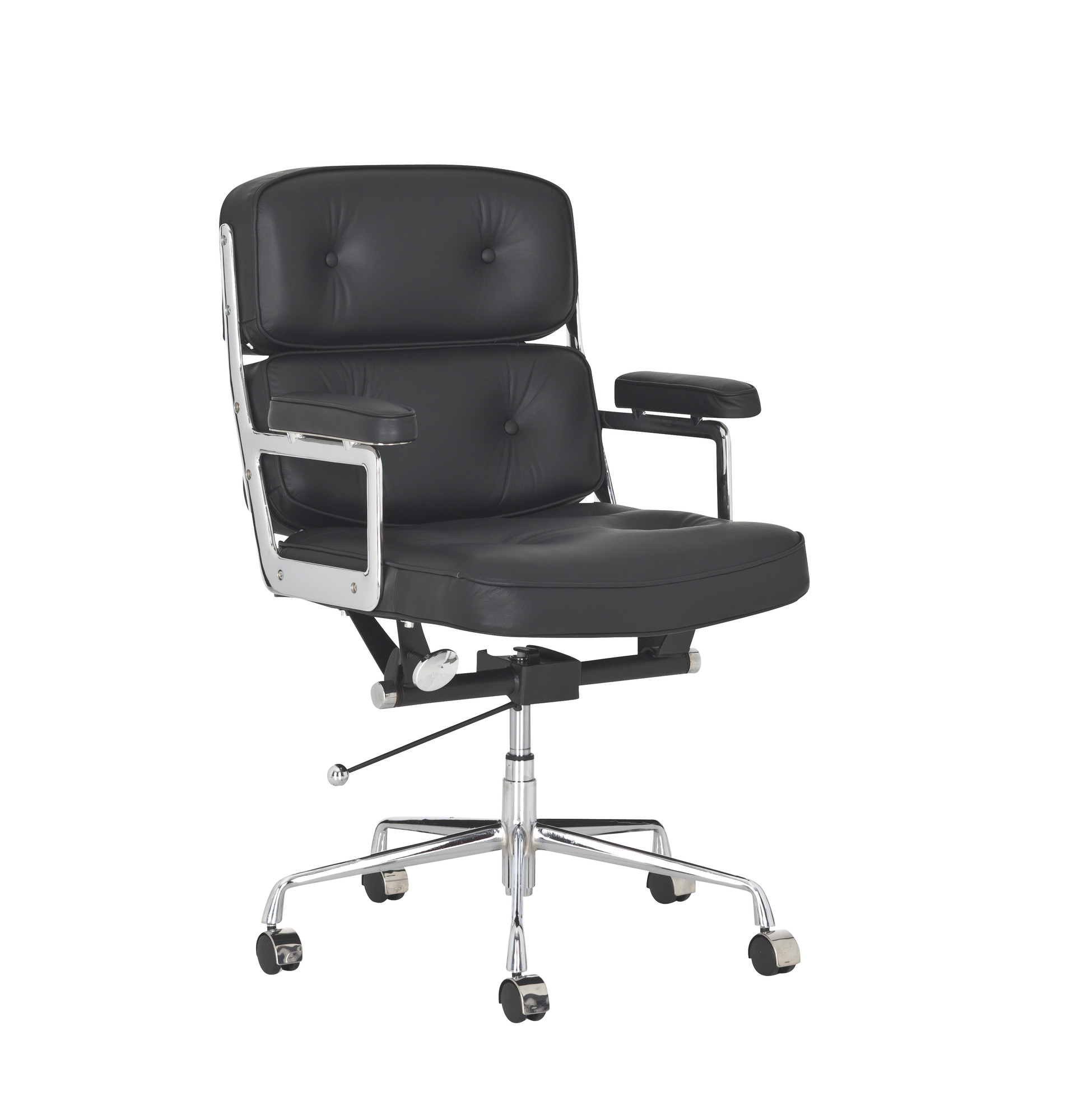New eames premium replica lobby executive office chair ebay for Eames lobby chair replica