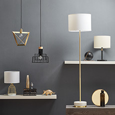 Luxe & Statement Lighting