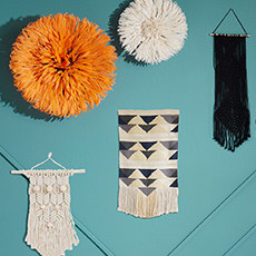 Wall Accents & Hangings