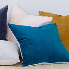 Solid Colour Cushions