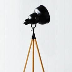 Tripod Lamps