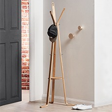 Coat Racks, Hall Trees & Umbrella Stands
