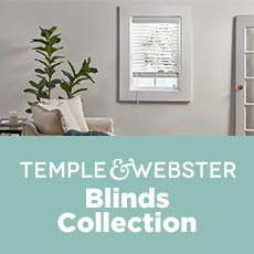 Temple & Webster Blinds Collection