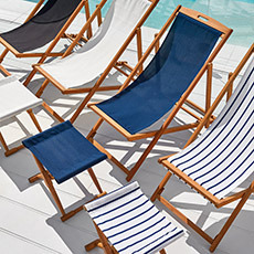 Sun Lounges & Deck Chairs