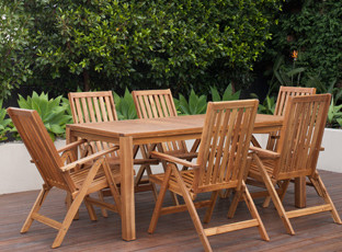 Milan Direct Timber Outdoor Furniture
