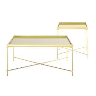 Trafalgar Coffee & Side Table Set