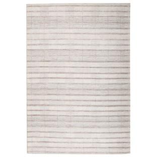 Clark Jacquard Wool & Viscose Modern Rug