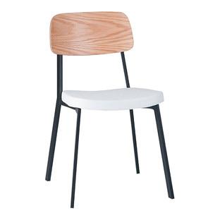 Espriit Natural PU Chair (Set of 4)