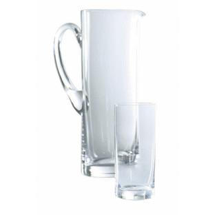 Royal Doulton Glass Set Jug Set
