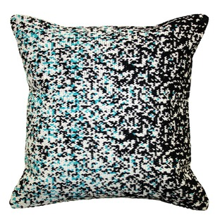 Space Teal Cushion