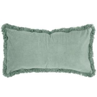 Rectangular Velvet Cushion