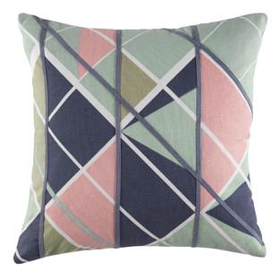 Argyle  Multi Square Cushion