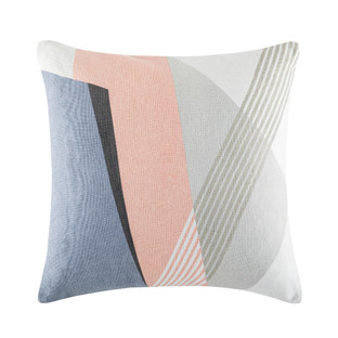 Joni Blush Square Cushion