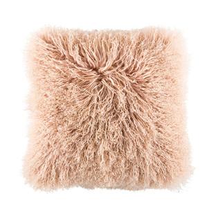 Zayaa Blush Square Cushion