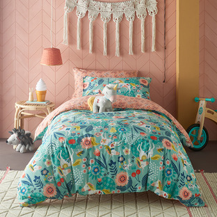 Fable Cotton Quilt Cover Set