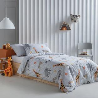 Savannah Cotton Percale Quilt Cover Set