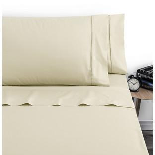 Latte 250TC Cotton Sateen Sheet Set