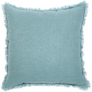 Duck Egg Linen Cushion