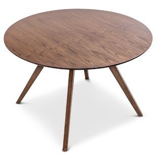 Natural Oak Milari Round Dining Table