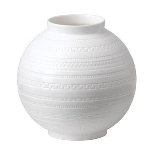 Wedgwood Intaglio Vase 15Cm