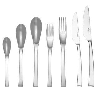 56 Piece Castelletto Stainless Steel Cutlery Set