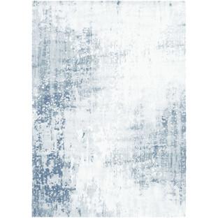 Belle Blue & Grey Rug