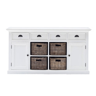 Halifax Large Buffet with 4 Baskets