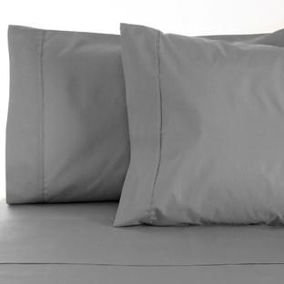 Jenny M S'Allonger 1000 Thread Count Cotton Rich Sheet Charcoal