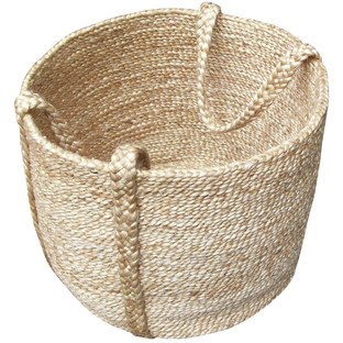 Jute Basket in Plain