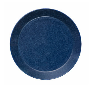 Teema Dotted Blue Dinner Plate 16cm